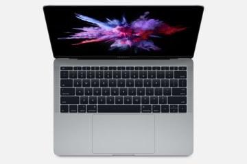 Novo MacBook Pro de 13 polegadas sem Touch Bar
