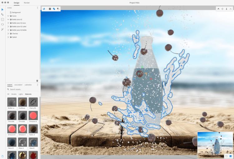 Project Felix, da Adobe