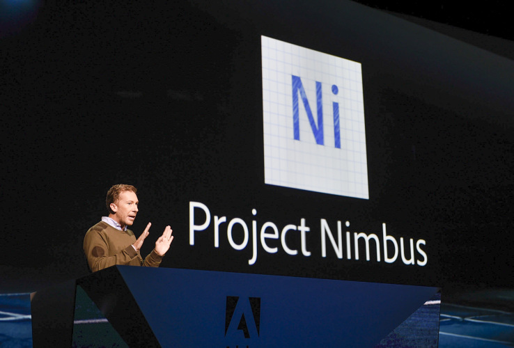 Adobe Project Nimbus