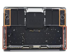 Desmonte do iFixit do novo MacBook Pro de 13