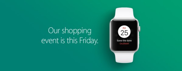 Apple na Black Friday