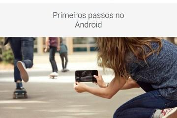 "Página ""Mude para o Android"""