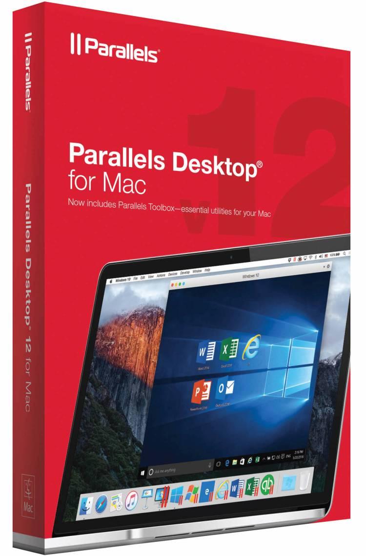 Parallels Desktop 12 para Mac
