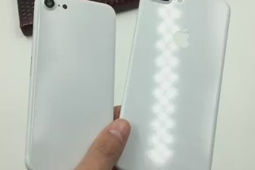 iPhone Jet White