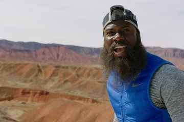 Kevin Hart e Apple Watch Nike+