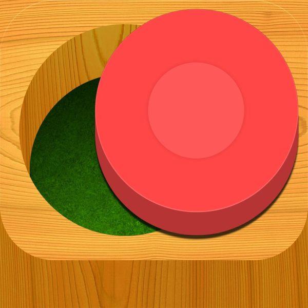 Ícone do app Busy Shapes para iOS