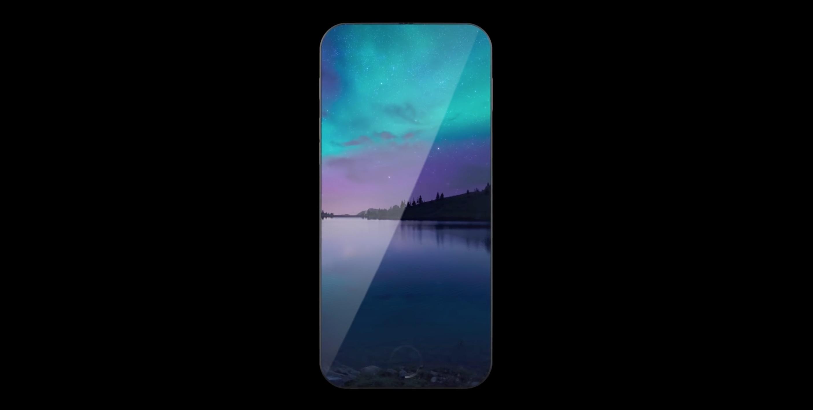 """Conceito de """"iPhone 8"""""""