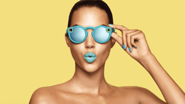 Óculos Spectacles, do Snapchat