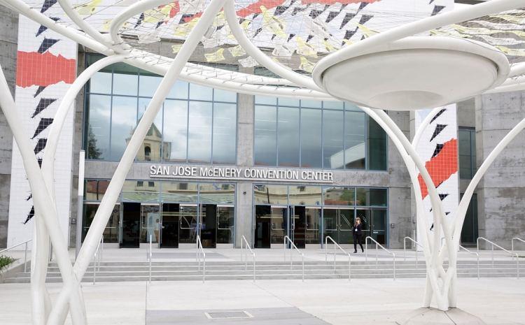 McEnery Convention Center em San Jose (Califórnia)