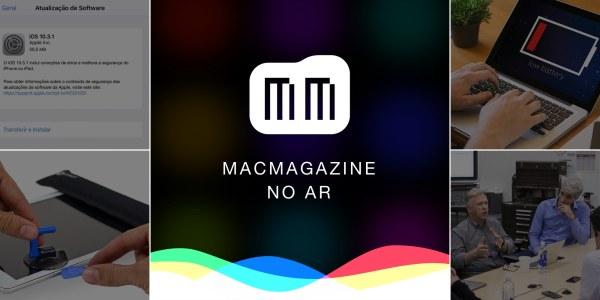 Capa do MacMagazine no Ar, episódio #224