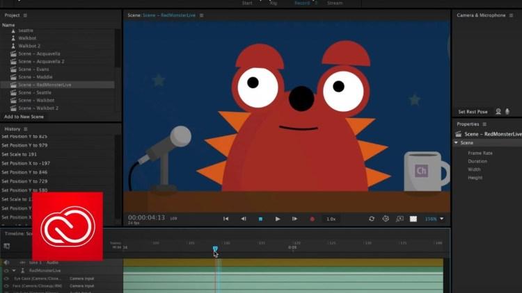 Adobe Character Animation