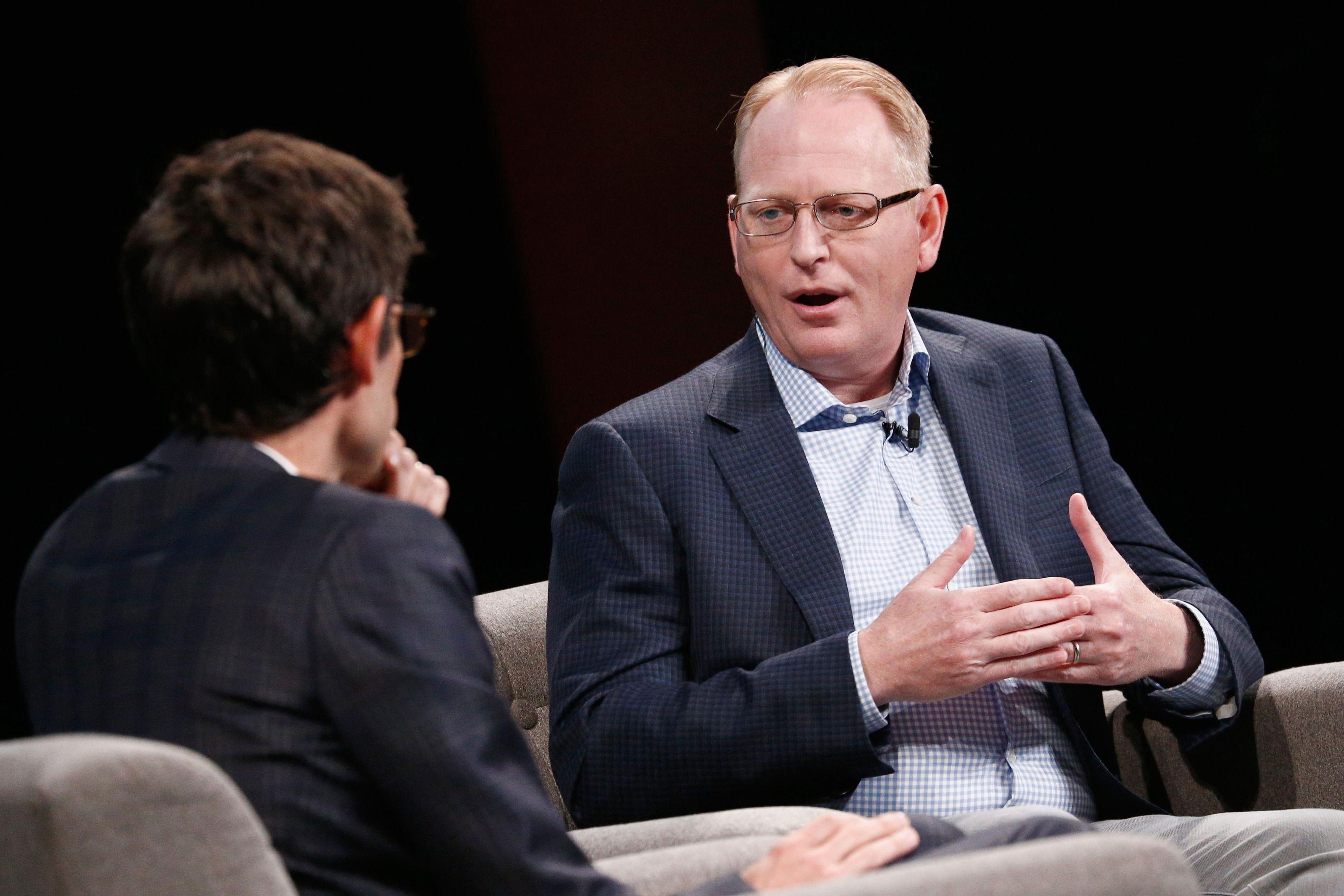 David Limp, da Amazon, na Conferência de Negócios da WIRED