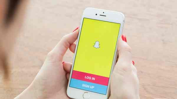 Snapchat para iOS