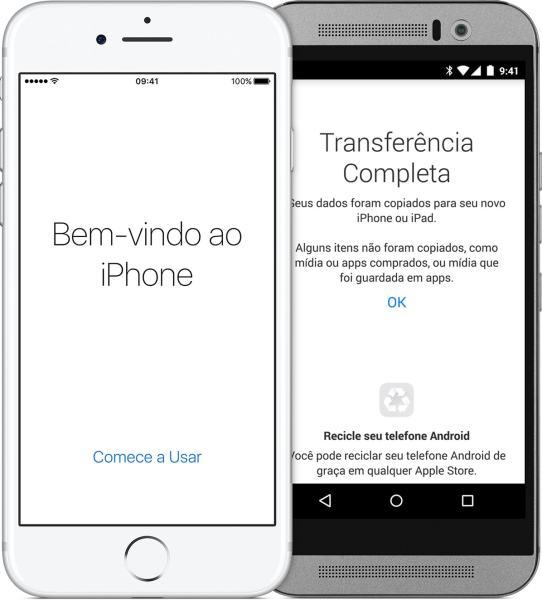Migrando do Android para o iOS