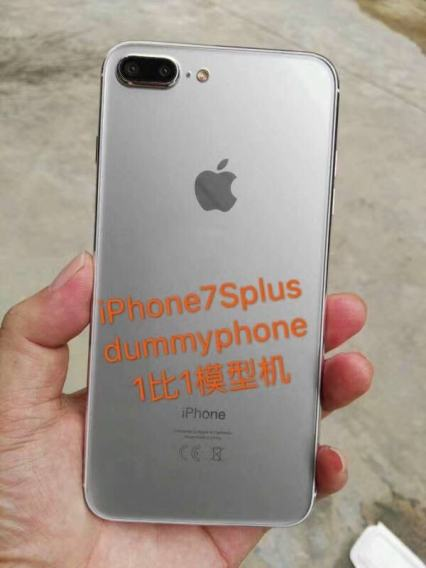 "Dummy do ""iPhone 7s Plus"""