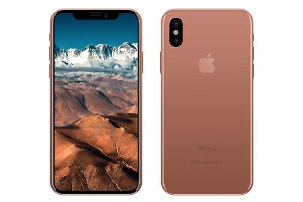 """Mockup"" do ""iPhone 8"