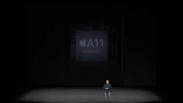 Chip A11 Bionic, da Apple