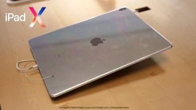 Conceito de iPad X