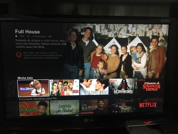 Netflix no Fire TV Stick