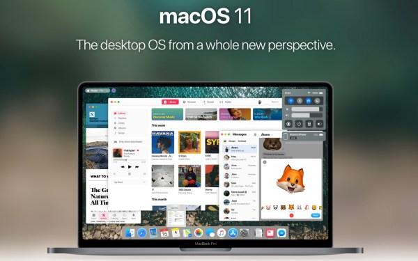 Conceito macOS 11