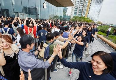 Apple Iconsiam