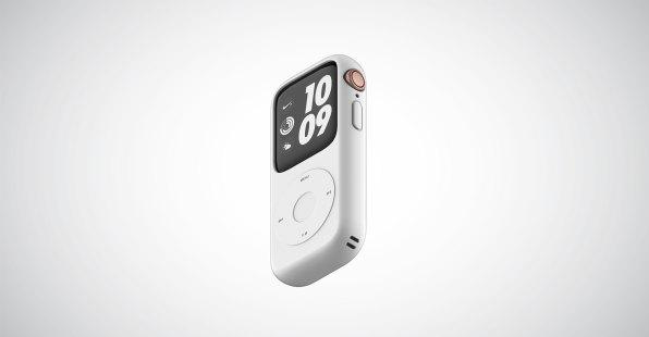 Conceito: Case para o Apple Watch Series 4