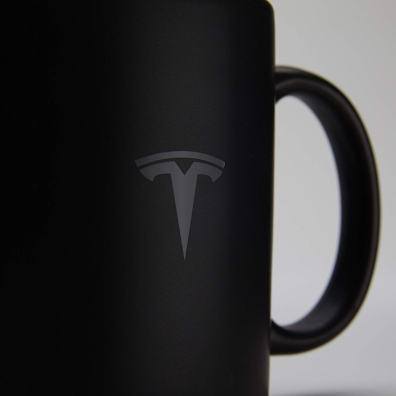 Caneca da Tesla