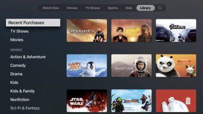 App Apple TV
