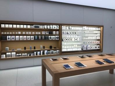 Nova Apple Galleria Dallas, no Texas (foto: Eduardo Renzetti Cardoso)