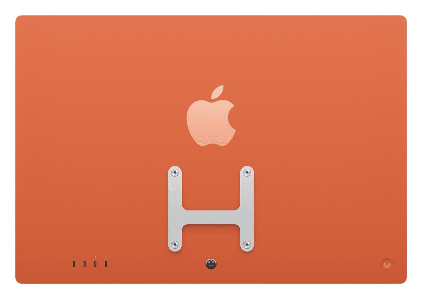 """iMac de 24"""" com suporte Vesa"""