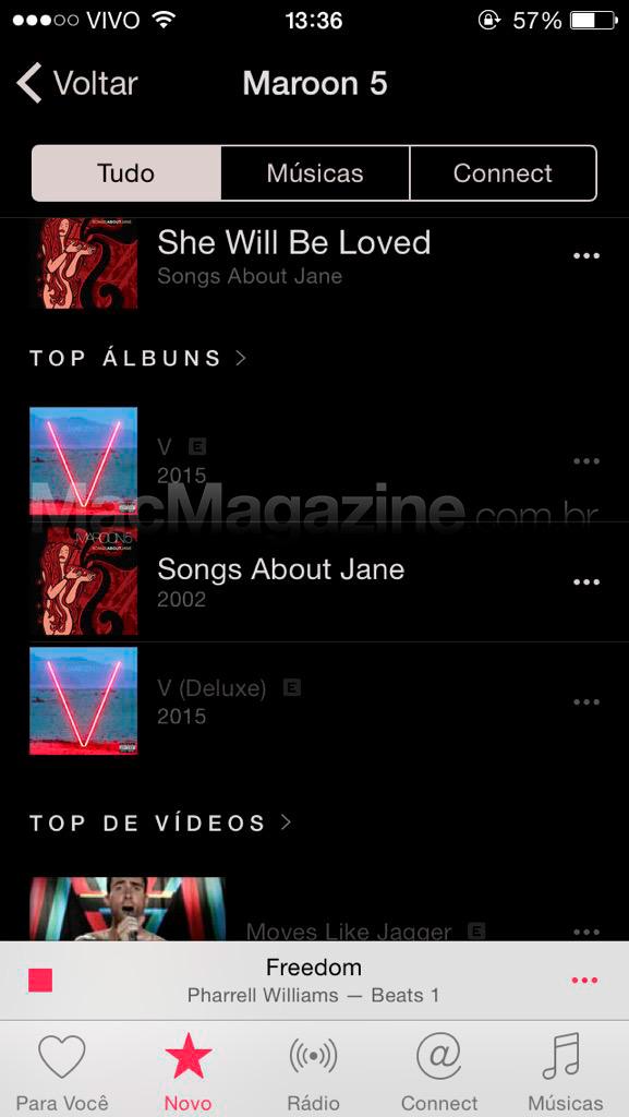 """Alguns álbuns/músicas estão """"desativados"""" para você, no Apple Music? Saiba como arrumar [atualizado: Biblioteca de Música do iCloud]"""