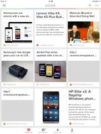 Pocket para iPad