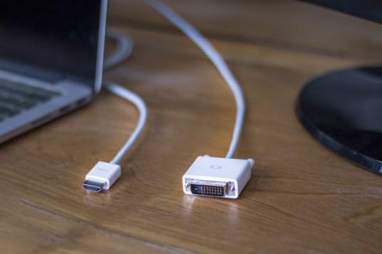 Cabo adaptador de HDMI para DVI, da Belkin