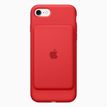 Novos produtos (RED) da Apple