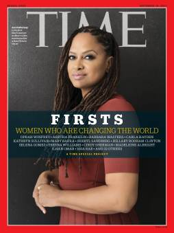 Capa da TIME fotografada por Luisa Dörr