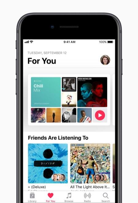Novos recursos do iOS 11