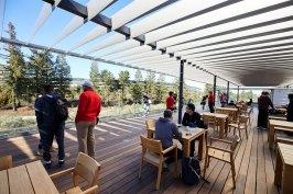 Centro de Visitantes do Apple Park