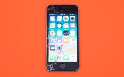 iPhone SE - Teste de Queda Tom's Guide