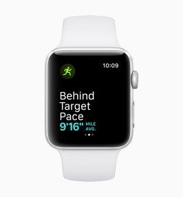 Correndo com o watchOS 5