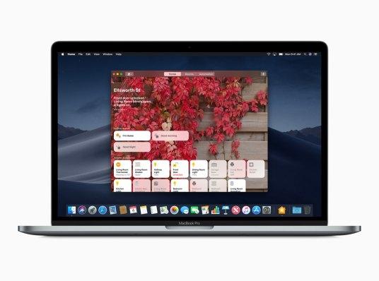App Casa/Home no macOS Mojave