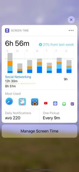 Notificações expandidas no iPhone XR - iOS 12.1.1