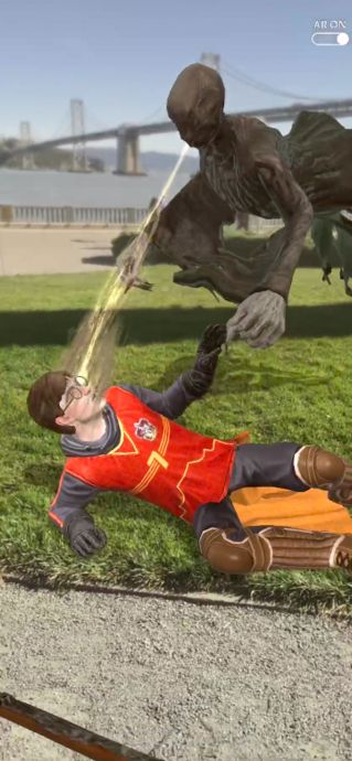 Harry Potter - Wizards United - 01