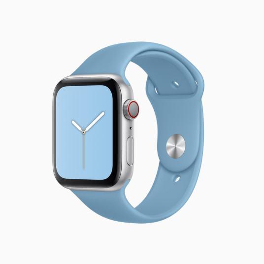 Nova pulseira de verão para o Apple Watch