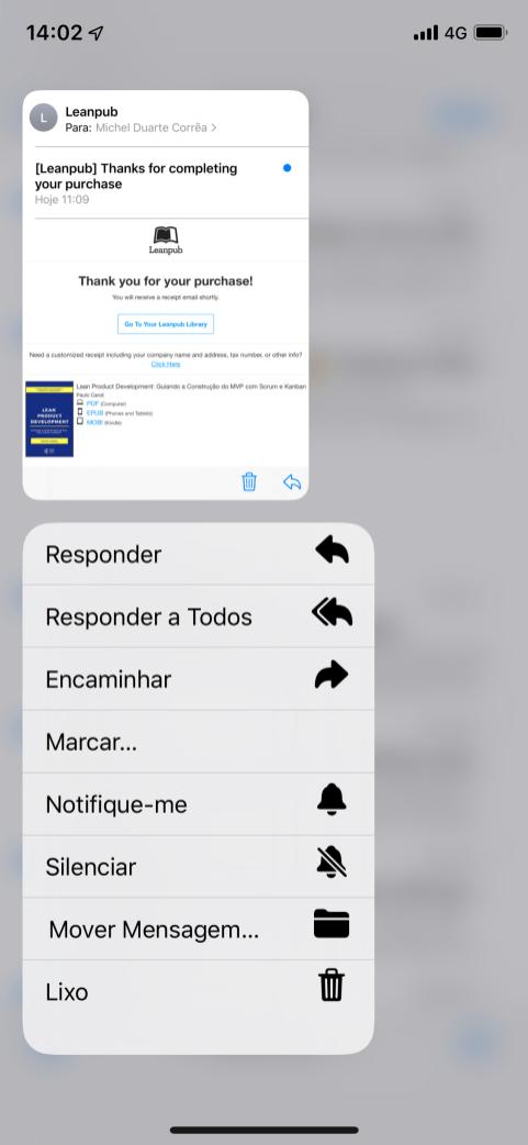 Novidades do iOS 13