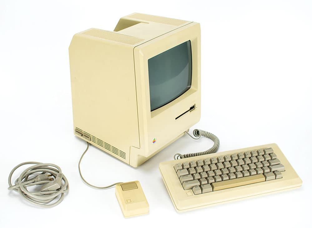 Leilão: Macintosh 128K