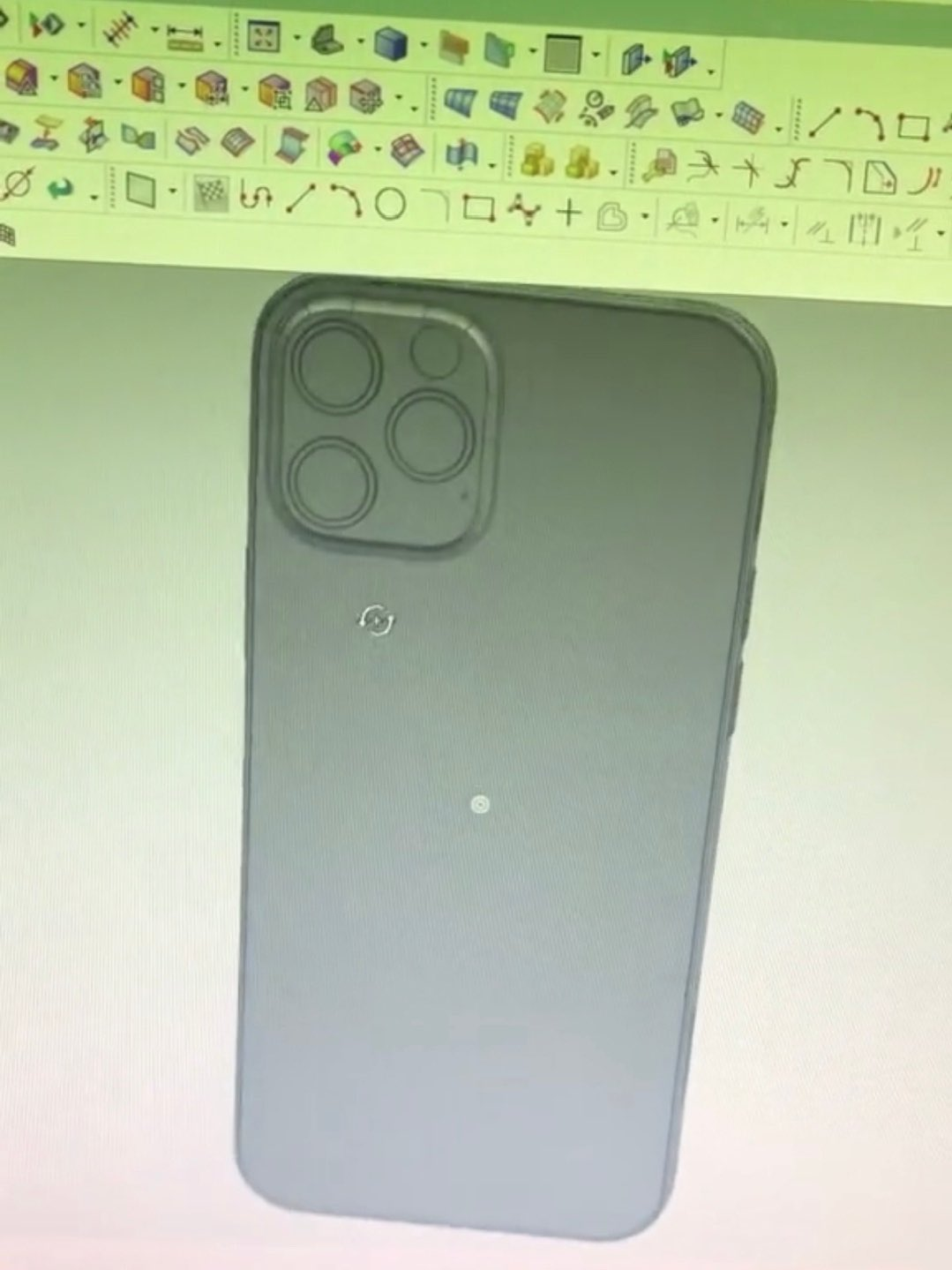 "CAD do ""iPhone 12"""
