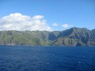 Along the Nā Pali Coast (2)