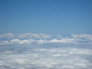 Cloudscape from Mauna Kea (2)