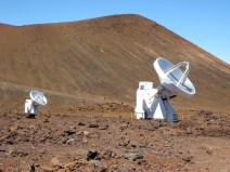Part of the The Submillimeter Array