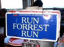 Run, Forrest! Run!